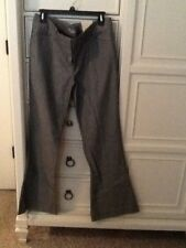 The limited style 678 gray bootcut trouser jean size 14 NWT