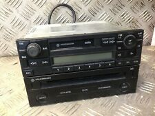 VW GOLF 2004 MK4 1.4 5DR STEREO RADIO CD PLAYER HEAD UNITS 1J0035152E 1J0035119C