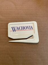 WACHOVIA LETTER OPENER