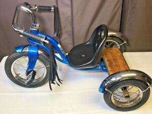 Schwinn Roadster Kids Tricycle Blue
