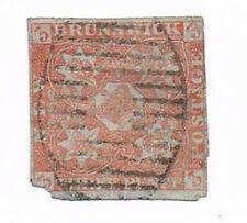 New Brunswick Stamp Scott #1 Pence Issue Used