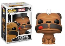 Inhumans Funko POP! Marvel Lockjaw Vinyl Figure #257