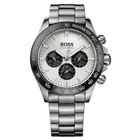 Hugo Boss 1512964 Ikon Chronograph Silver Stainless Steel Men's Watch