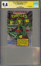 Teenage Mutant Ninja Turtles #1 CGC SS 9.4 Eastman Fan Club Street Collectors