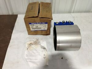 "Smith-Blair 226 8"" X 7-1/2"" Full Circle Pipe Repair Clamp 8.54""-8.94"" OD -NIB"