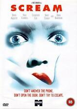 Scream (DVD / Neve Campbell / Wes Craven 1997)