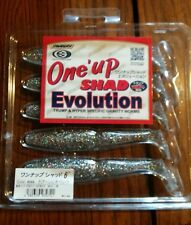 """New One' up Chad Evolution 6"""" RAINBOW FLAKE Two 5PKG's"""