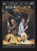 Nightmare at Noon (DVD, 1999) Omega OOP