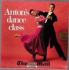 DVD, Anton Du Beke's Dance Class, Waltz, Q Step, Cha Cha, Jive