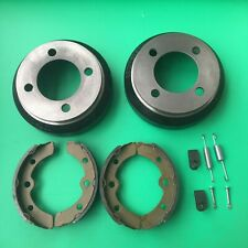 Club Car Golf Cart Part Brake Drums and Shoes Kit 1981-94 | 1011137 | 4263 |4208