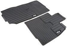 Genuine MINI All-weather floor mats, FRONT PN: 51472243921 UK