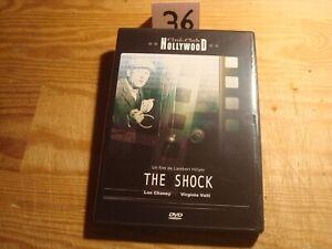 DVD  : THE SHOCK  Cinéma MUET (1923) / Lambert HILLYER / Lon CHANEY