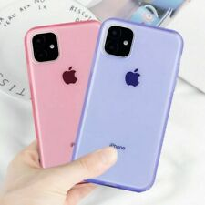 Crystal Clear Soft Case For iPhone 11 Pro Max XR XS 8 7 6s Plus Shockproof Cover