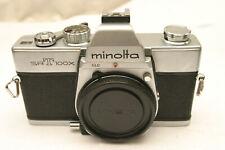 Minolta SRT100X 35mm SLR body