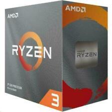 AMD Ryzen 3 3300X 3.8GHz Socket AM4 Quad-Core Processor (100-100000159BOX)
