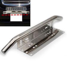 Universal Heavy Duty Offroad Bumper License Plate Light Mounting Bracket
