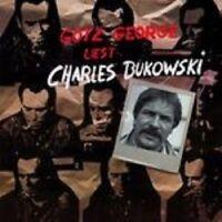 GÖTZ GEORGE LIEST CHARLES BUKOWSKI CD NEU