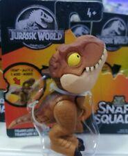 🎉 Jurassic World Snap Squad Wave 4 Mini Dinosaur T-Rex Limited