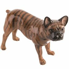 John Beswick JBPP1BRI Pampered Pooches French Bulldog Brindle Dog Figurine