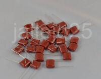 10 x Condensadores radial 0.1uF 100nF 630V capacitors