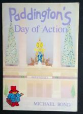 """Vintage """"Paddington's Day Of Action (Story For Selfridges)"""" Book"""