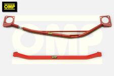 OMP UPPER & LOWER STRUT BRACES PEUGEOT 106 S16 1.6 16v
