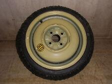 Notrad Ersatzrad Spare Wheel T115/70D14 Mazda MX 5 MX-5 NA 1.6l