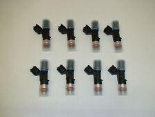 8 New factory GM 32lb fuel injectors LS2 6.0 Pontiac GTO C6 Corvette CTS-V