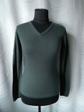 🔻Orvis Green Fitted  Wool Jumper Size S