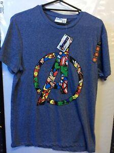 Avengers T Shirt XL