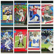 2021 Donruss Football INSERTS / VARIATIONS / ROOKIES - Pick Your Card + 15% Off