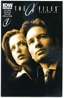 X-FILES #1 Season 10, NM-, Fox Mulder, Dana Scully, 2013, Photo, more in store