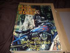 Back Street Heroes - Issue 57 - January 1989  - Motorcycle Magazine