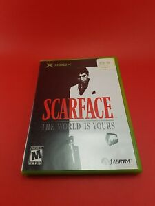 XBOX Scarface The World Is Yours VG