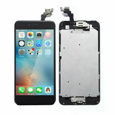 Black for iPhone 6 Plus Screen LCD Touch Display Home Button Camera Replacement