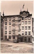 Postcard Hotel Louis XIV Quebec Canada