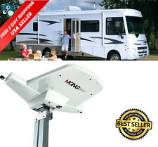 Jack HDTV Rv Digital Tv Antenna Over Air Programming VHF UHF Signal Trailer Camp