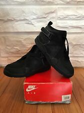 Nike Air Raid (BGS) (GS) Size 5.5Y 5.5 Black/Black Silver OG Vintage Basketball