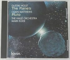 Gustav Holst: The Planets; Colin Mathews: Pluto Halle Orchestra CD BMG Classical