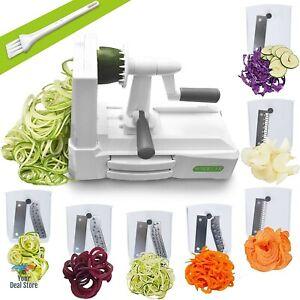 Salad Shooter Food Processor Vegetable Slicer Fruit Cutter Veggie Chopper Pasta