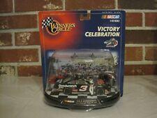 1998 NASCAR WINNERS CIRCLE #3 DALE EARNHARDT DAYTONA 500 CHAMPION--NEW