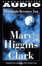 Moonlight Becomes You by Mary Higgins Clark (1996, Cassette, Abridged)