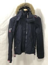 Superdry Original Windcheaper Japan Womens Small Multizip Jacket