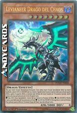 LEVIANEER DRAGO DEL CHAOS (Chaos Dragon Levianeer) • Ultra R • DUOV IT058 • 1Ed