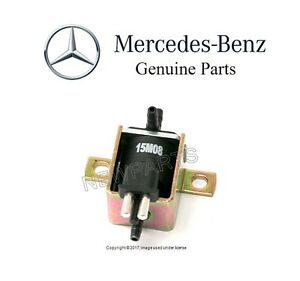 For Mercedes 300SL Transmission Shift Point Change-Over Valve Genuine 0015408697