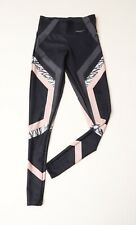 IMMACULATE ladies 'SPORTFX' RUNNING/GYM/SPORTS LEGGINGS size UK 8