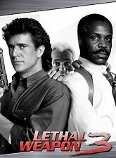 Lethal Weapon 3  ( NEW DVD) Joe Pesci,  Danny Glover,  Mel Gibson, Rene Russo