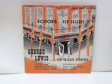 "GEORGE LEWIS - Echoes of New Orleans ~ BLUE NOTE 10"" 7010 {dg orig} w/RARE PROMO"