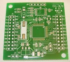 Bare PCB TQFP 44pin 89LV51  89V51 AT89S52 DS80C320 DS80C323