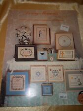 Loving Memories by Joyce Seebo's, 24 All Occasion Designs, Counted Cross Stitch